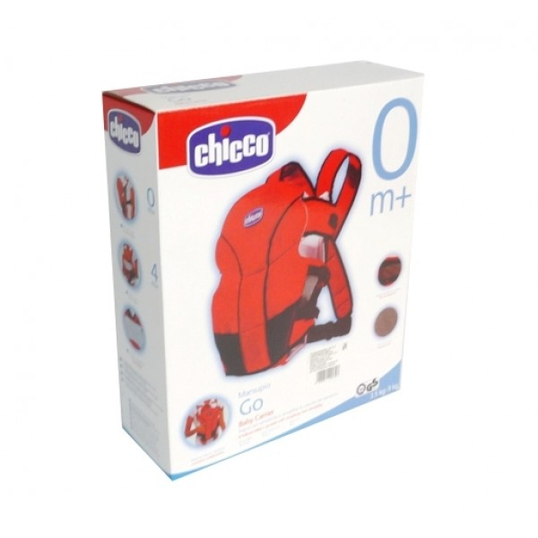 Рюкзак-переноска Chicco (BT-BC-0001) RED