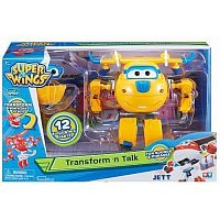 Игрушка трансформер Super Wings Donnie (YW710320)