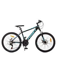 "Спортивный велосипед Profi SHIMANO 21SP 24"" (G24SHARP A24.1)"