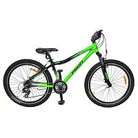 "Спортивный велосипед PROFI 26"" (XM261A) Light Green"