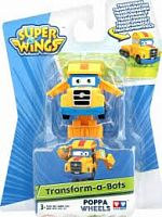 Трансформер Super Wings Poppa Whell (EU720025)