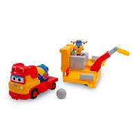 Игровой набор Super wings трансформер 3в1 (EU730814)