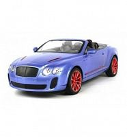 Машинка Bentley GT Supersport Blue (2149D)